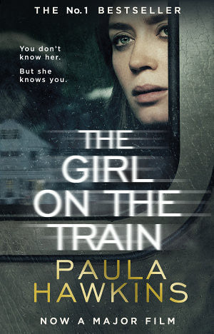 The Girl on the Train  |  Paula Hawkins - Spring Leaf Books