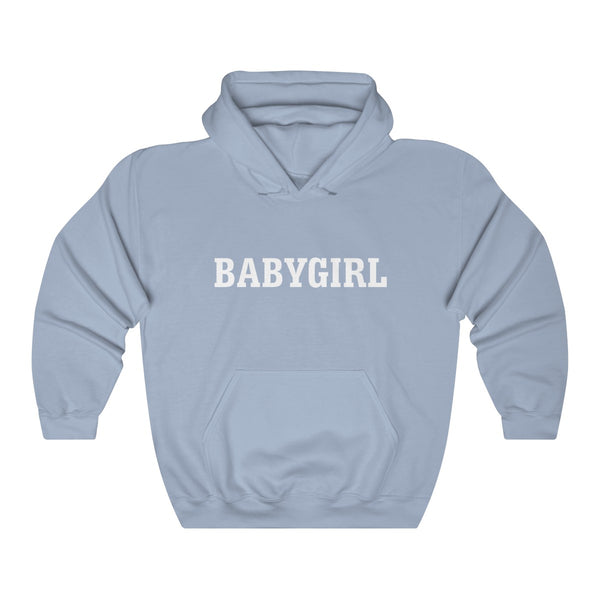 BABYGIRL Collection - Hoodie - (Pink/Blue)