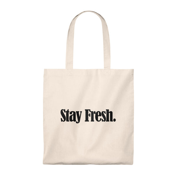 Stay Fresh. - Vintage Tote Bag