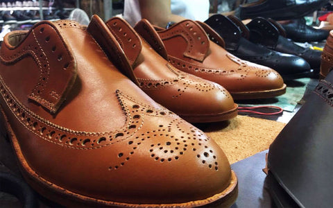 Marquina Handcrafted Leather Shoes