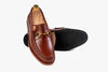 The Grand Horsebit Loafer - Chestnut Brown - Marquina Shoemaker