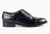 Garcia Captoe Oxford - Black Noir