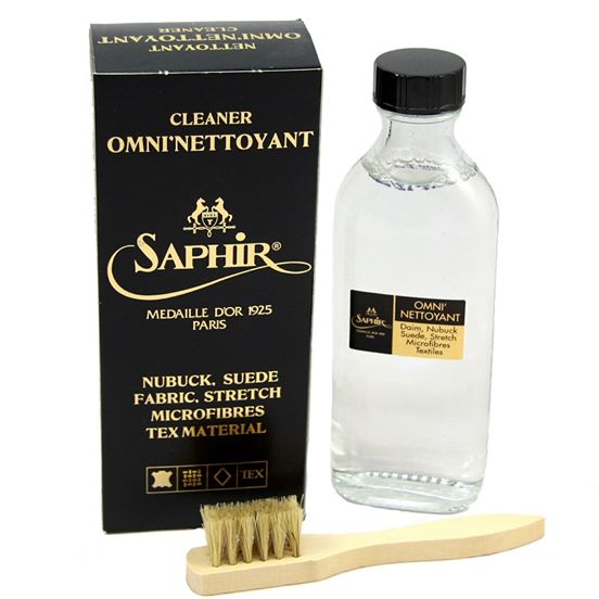 Saphir Omni'Nettoyant Suede Shampoo - Marquina Shoemaker