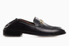 Collapsible heel loafers for women in black from Marquina Shoemaker Philippines