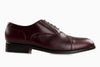Garcia Captoe Oxford - Oxblood Burgundy