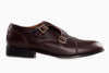 Marquez Monkstraps - Oxblood Burgundy
