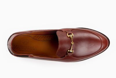 The Soft Step Loafer - Chestnut Brown - Marquina Shoemaker