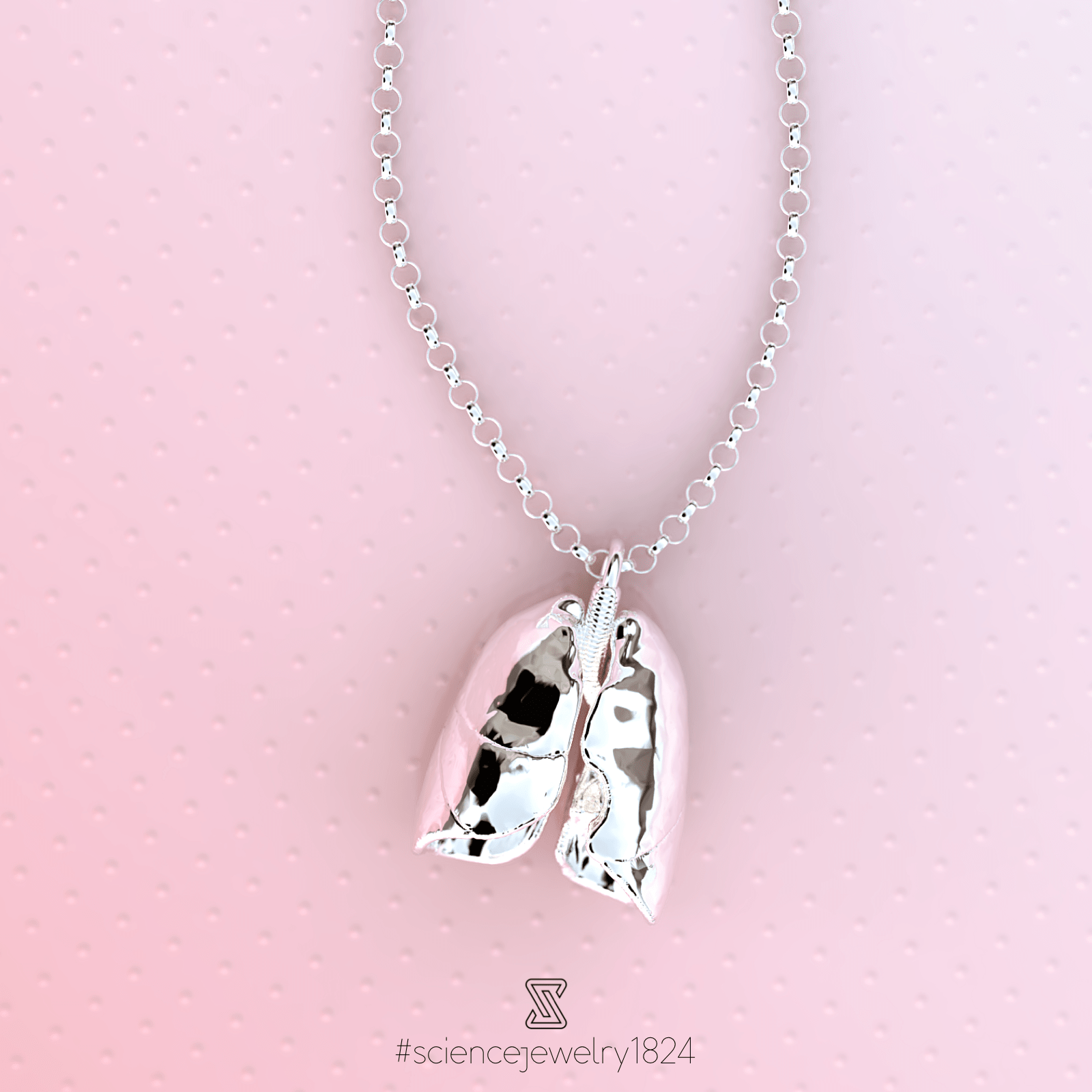 Lungs Necklace