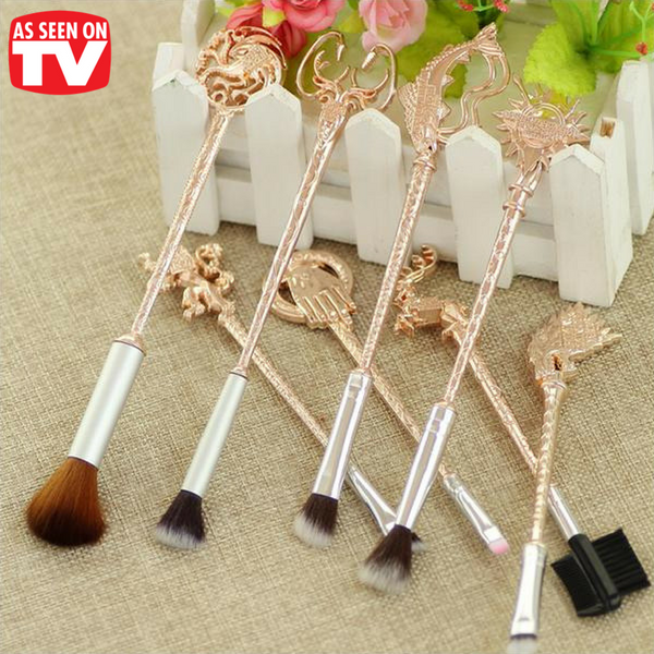2017 LIMITED EDITION - GAME OF THRONES™ MAKEUP BRUSH (SET OF 8)
