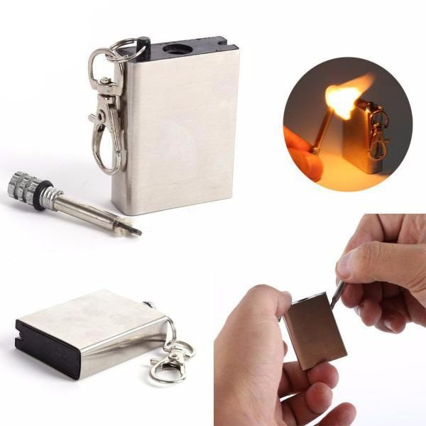CAMPING SURVIVAL FIRE STARTER