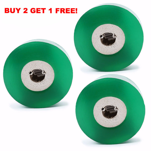 Grafting Tape Moisture Barrier Stretchable Clear Floristry Film Bio-degradable 2/2.5/3CM x 100M / 3 RolIs - Buy 2 Get 1 FREE!