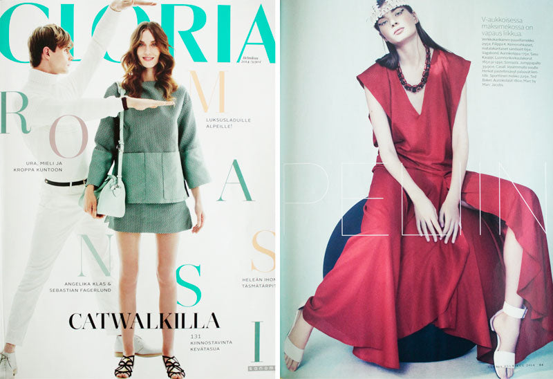 Somsola shop Gloria nro 2/2014