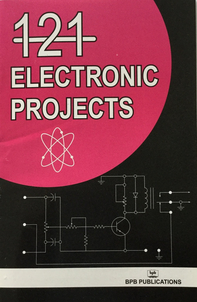 121 electronic projects books