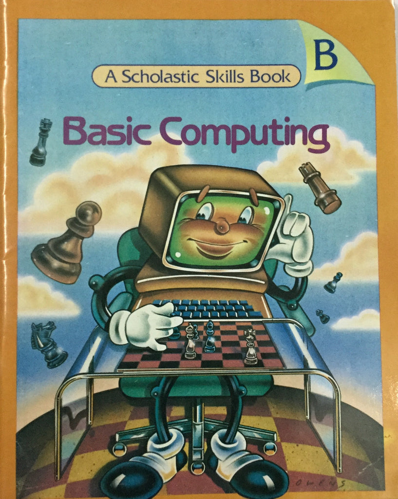 Basic Computing - Book B