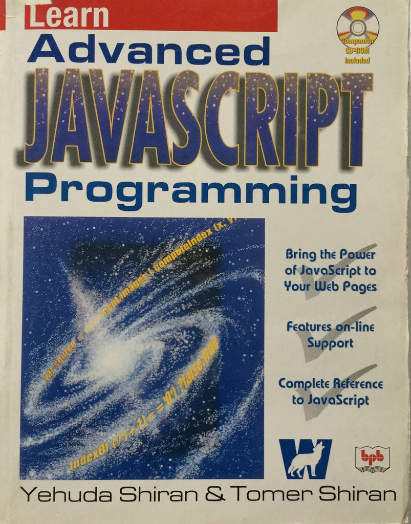 Learn Advanced Java Script Programming