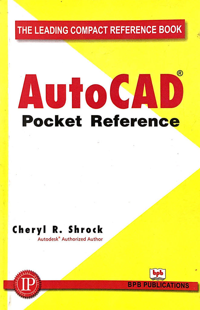 Autocad Pocket Reference books