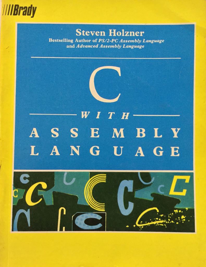 C With Assembly Language