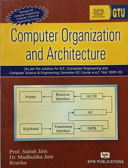 Computer Organization & Architecture By Satish Jain