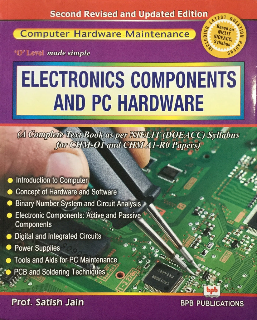 Electronics components And Hardware book