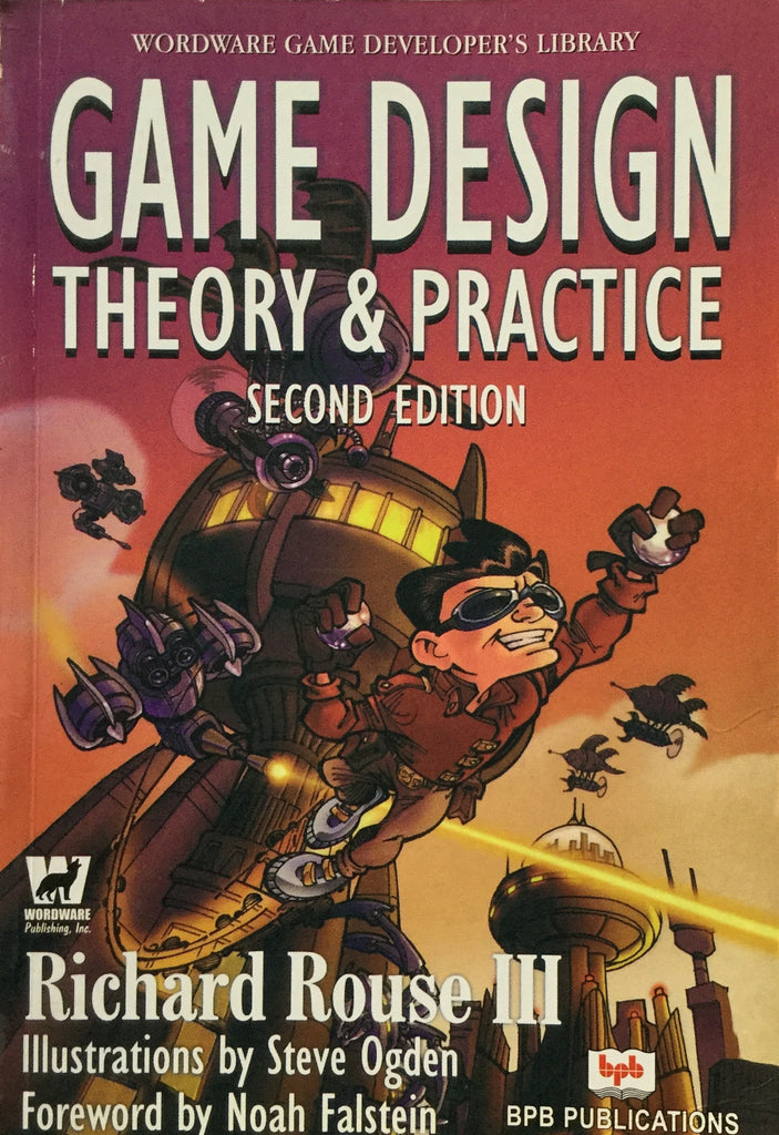 Game Design Theory & Practice