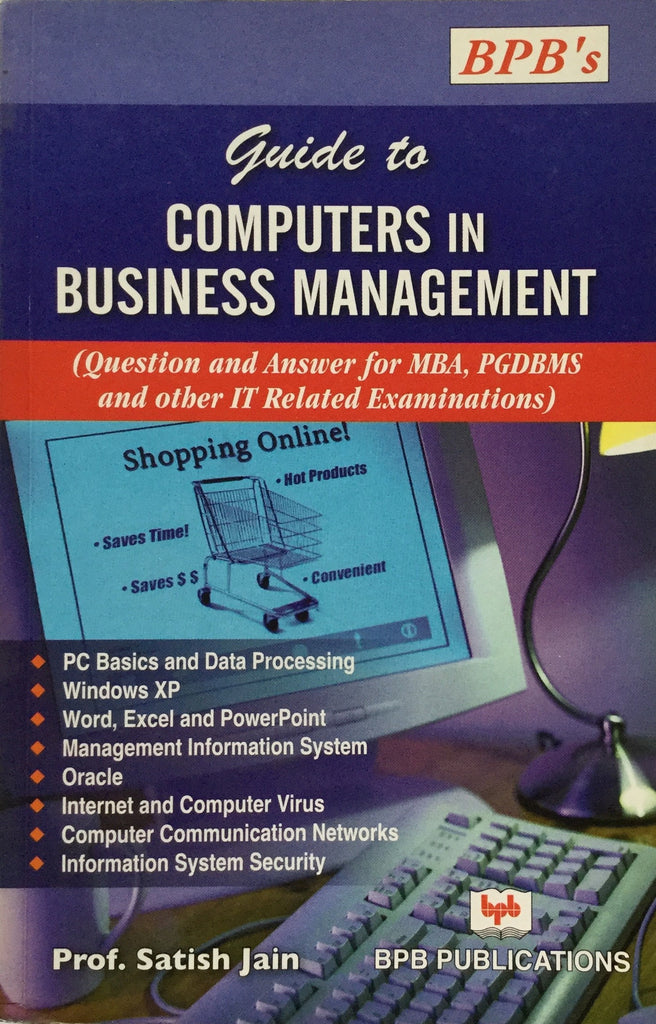 Guide to Computer in Business Management