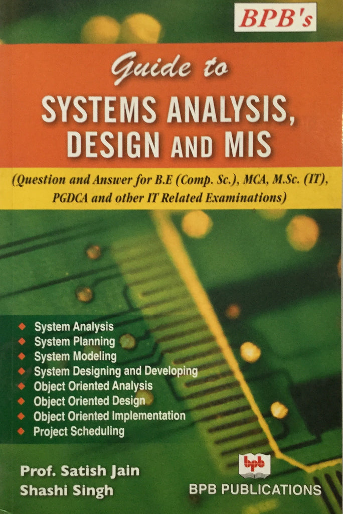 Guide to System Analysis