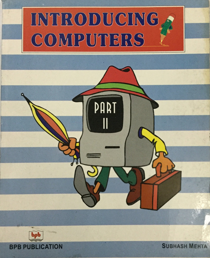 Introducing Computers  books
