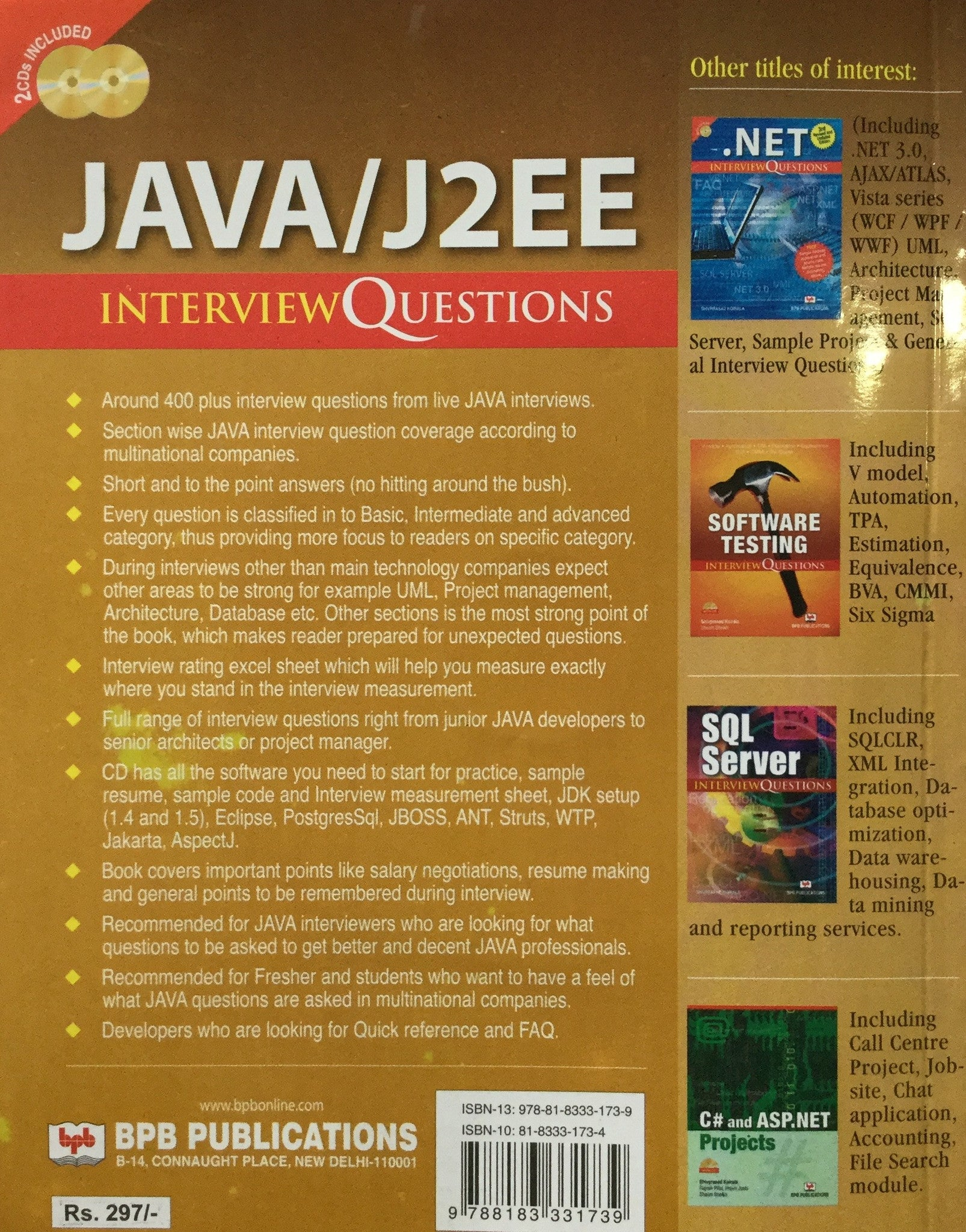 java j2ee interview questions by shivprasad koirala bpb publications java j2ee interview questions java j2ee interview questions books