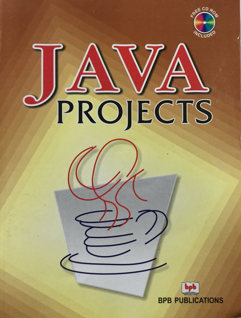 Java Projects books