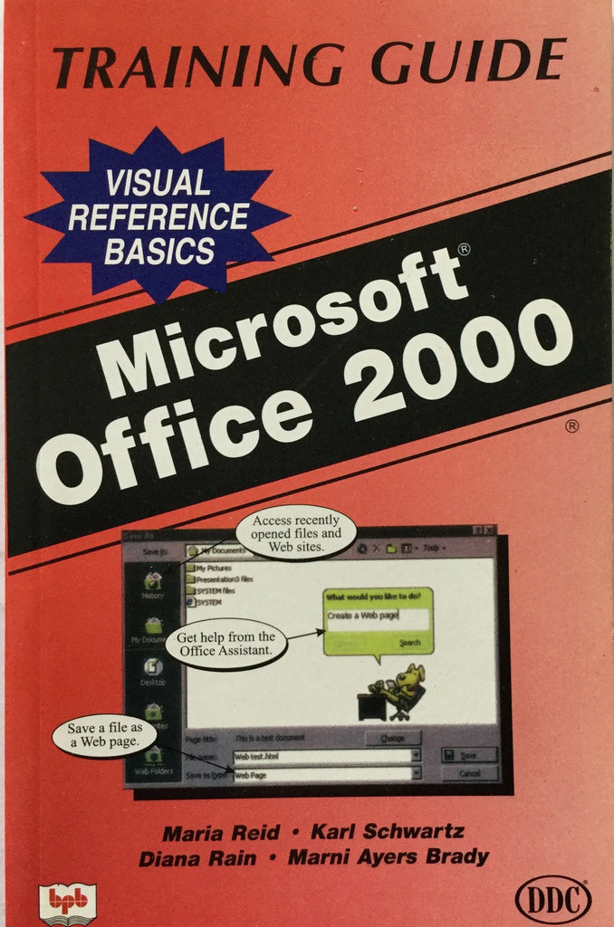 Training Guide Microsoft Office 2000