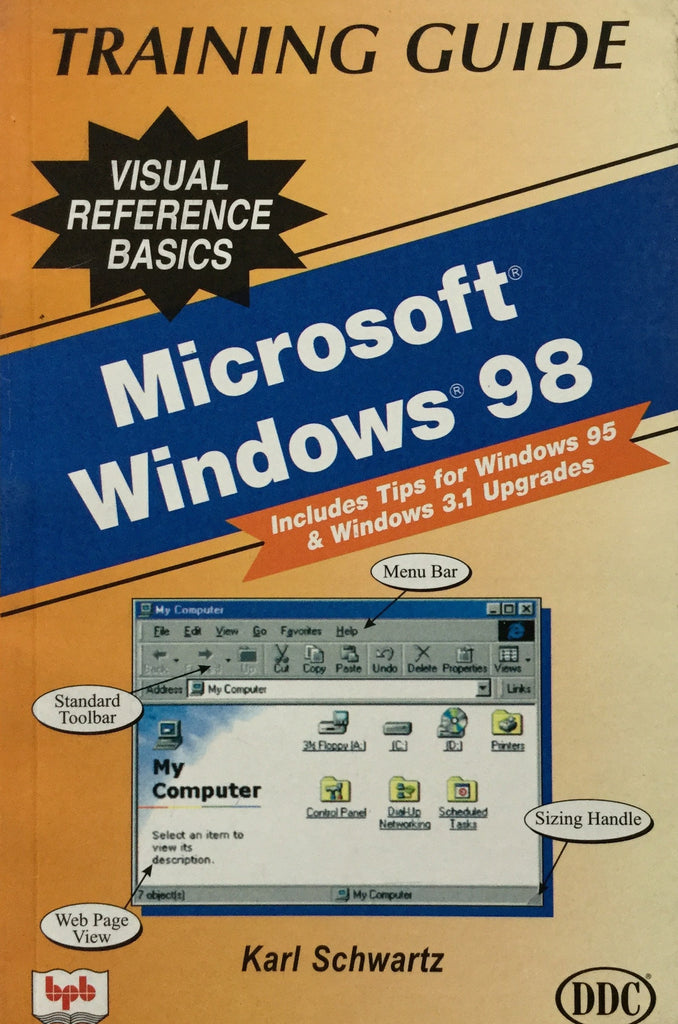 MS Windows 98 Training Guide