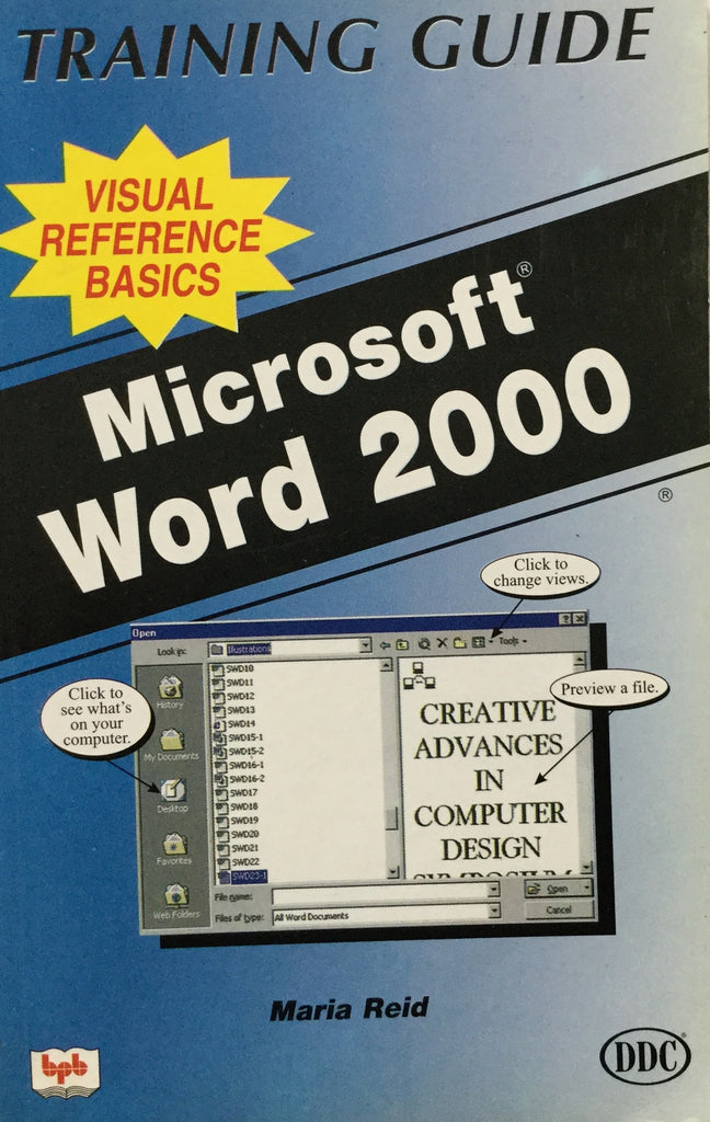 Microsoft Word 2000 Training