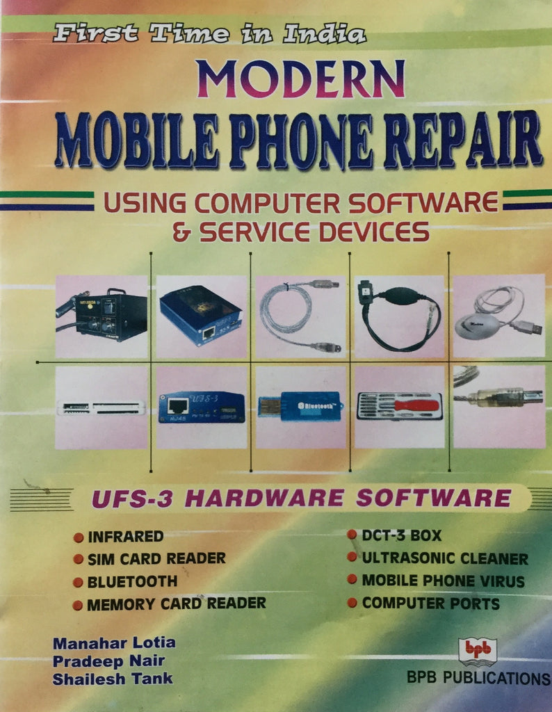 Modern Mobile Phone Repair Using Computer Software