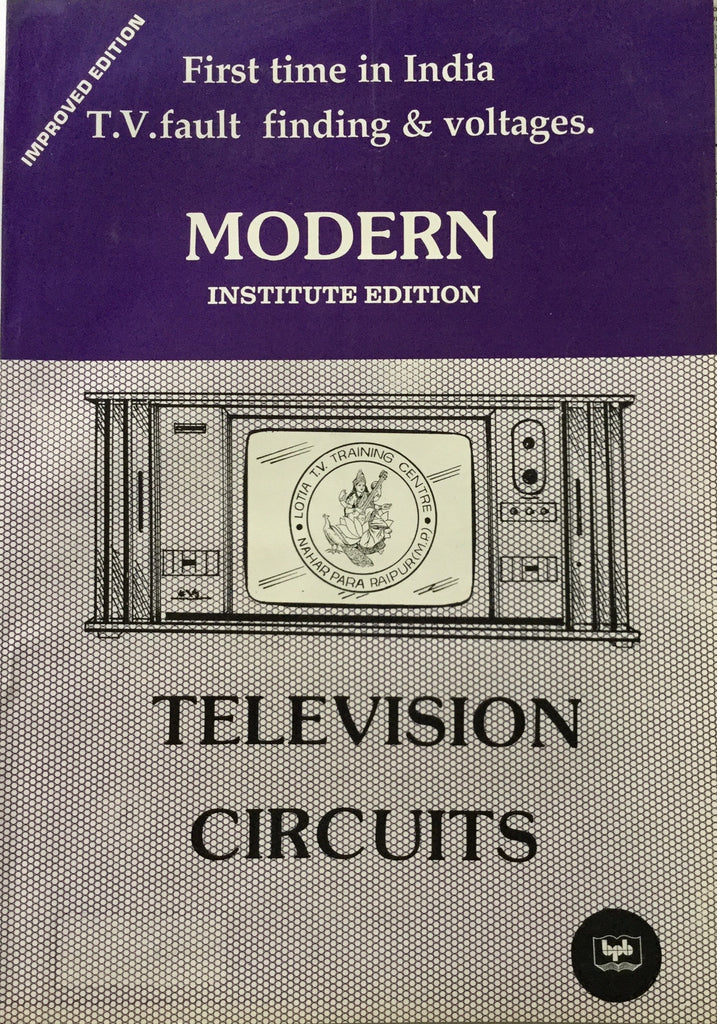 Modern Television Circuits Institute Edition