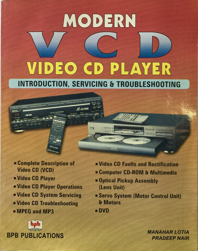 Modern VCD Video CD Player