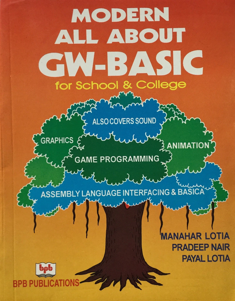 Modern All About GW-Basic online books