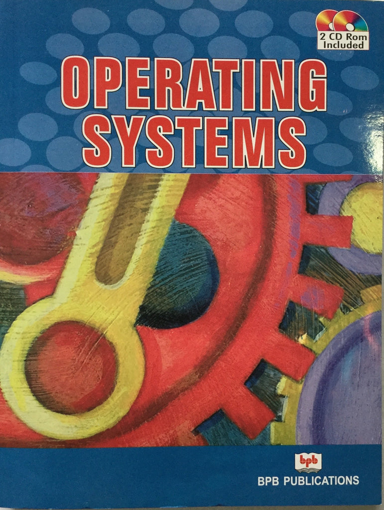 Operating Systems with 2 CD rom Buy online
