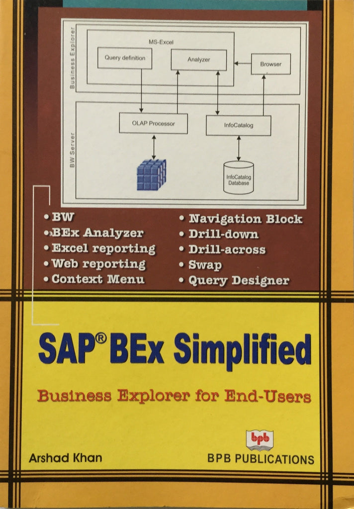 SAP BEx Simplified