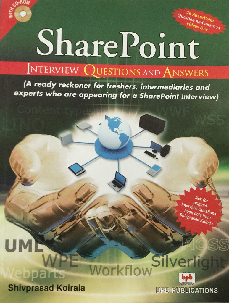 Share Point Interview Questions