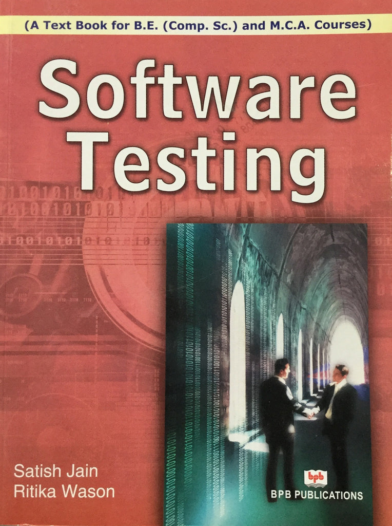 online Software Testing books