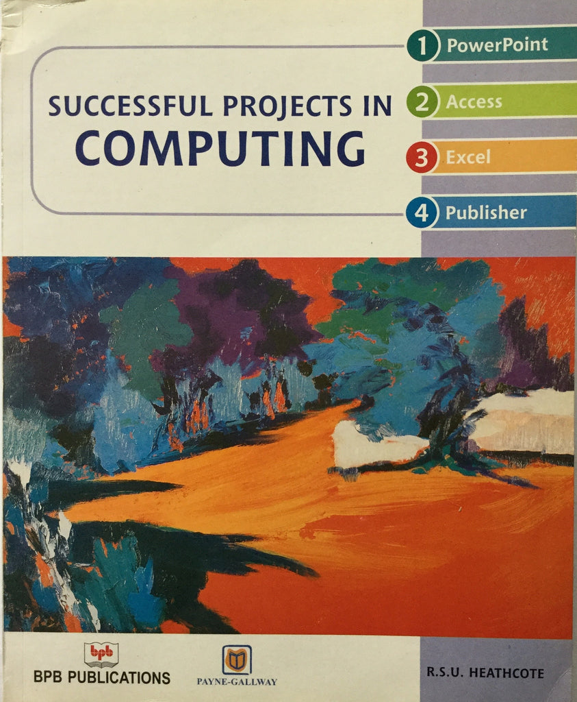 Successful Projects in Computing