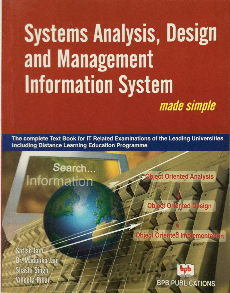 Systems Analysis, Design