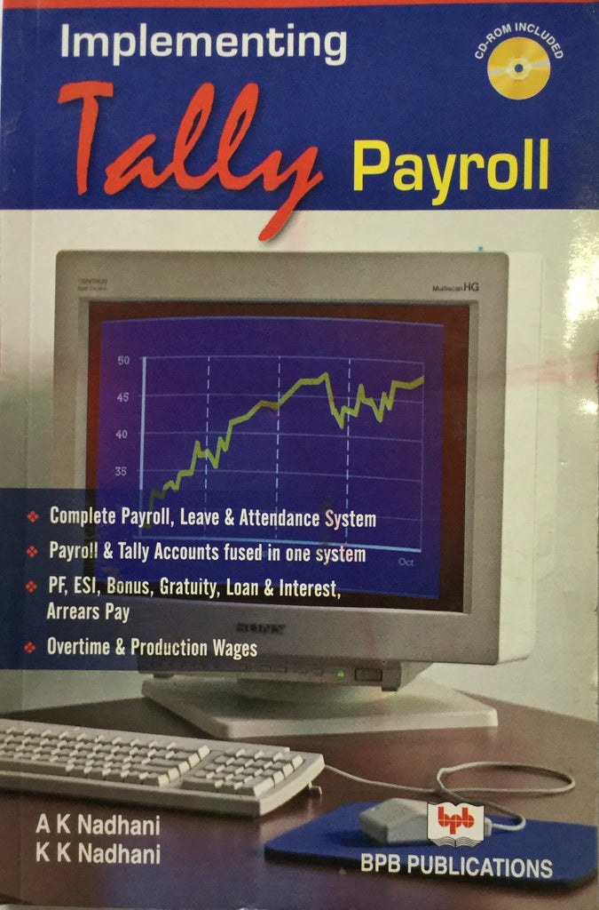 Implementing Tally Payroll