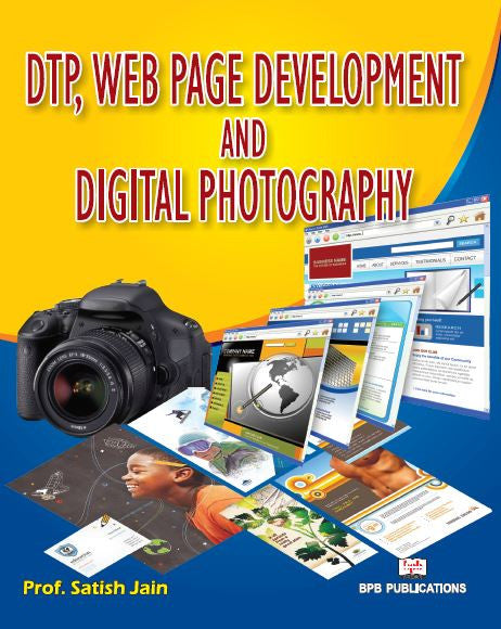 dtp web page development