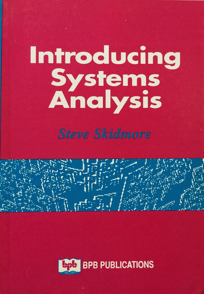 Introducing System Analysis
