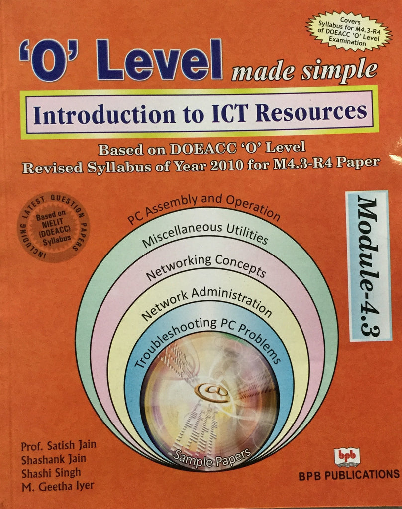 Introduction to ICT Resources