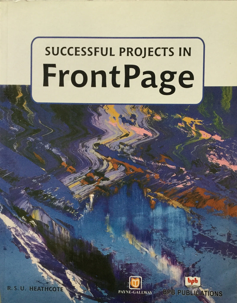 Successful Projects In Front Page