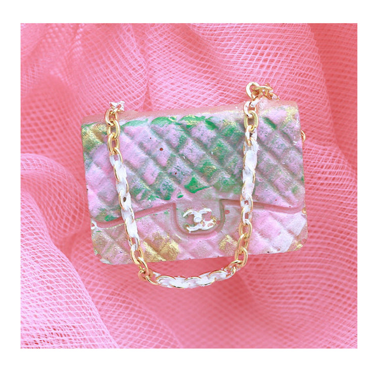 Pretty Girls & Co. Harper Purse Lapel Pin Set