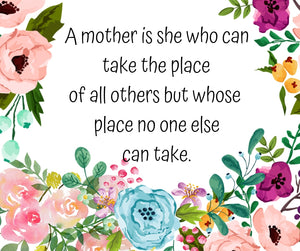 10 Heartwarming Quotes For Mom
