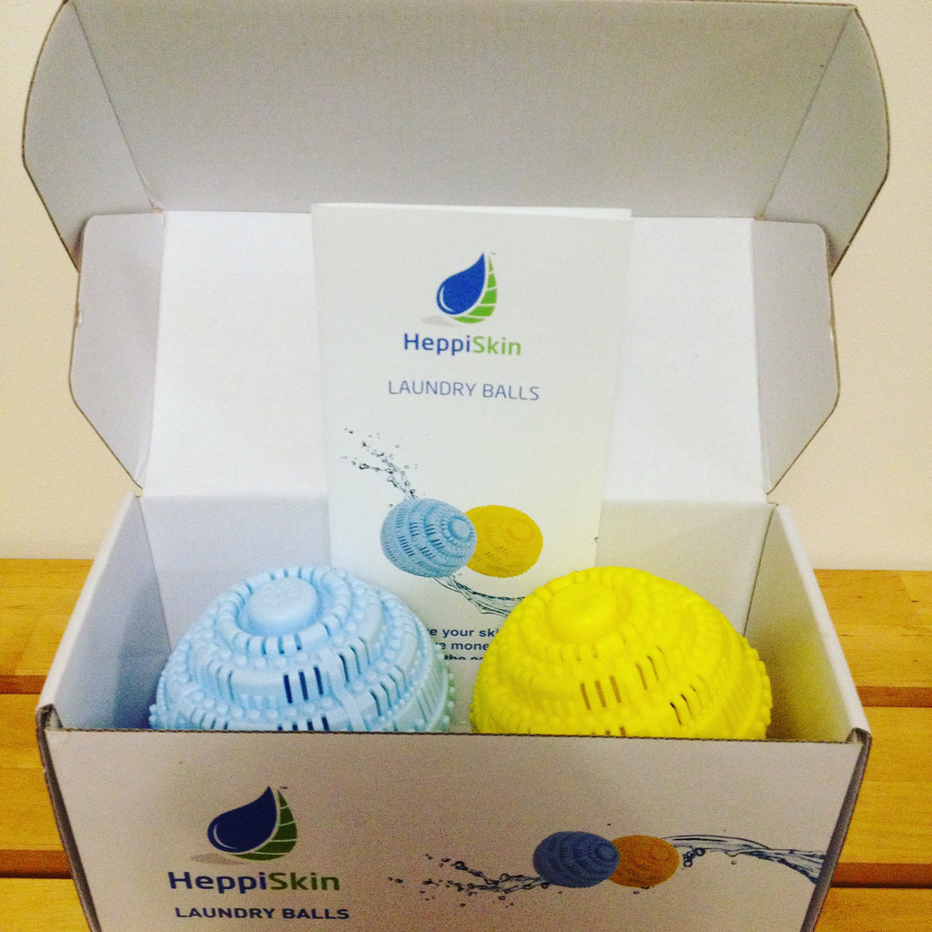 How HeppiSkin Laundry Balls will benefit you?